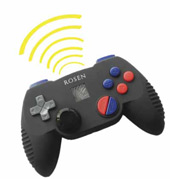Rosen Wireless Game Controller