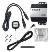 SiriusConnect universal SIRIUS XM Satellite Radio vehicle tuner
