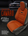 Katzkin Interior Package Camaro