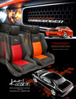 Katzkin Interior Packages Dodge Challenger