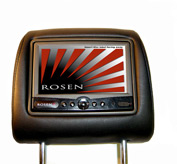Rosen Headrest Video AV7500