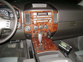 Wood Dash Kit has on your interior
